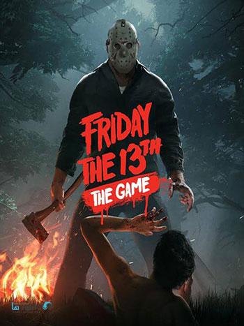 دانلود-بازی-Friday-the-13th-The-Game