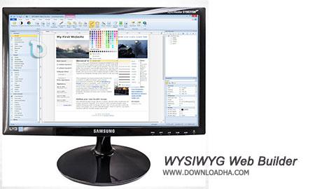 دانلود-WYSIWYG-Web-Builder