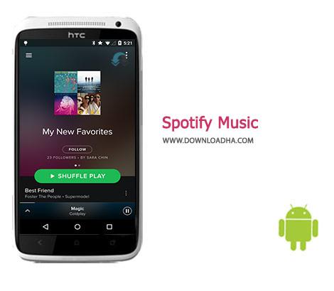 دانلود-Spotify-Music
