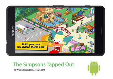 کاور-The-Simpsons-Tapped-Out