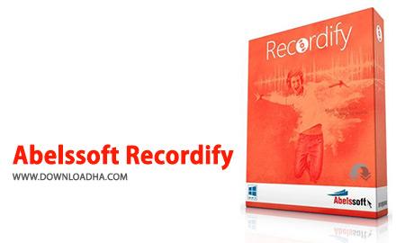 کاور-Abelssoft-Recordify