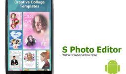 نرم-افزار-s-photo-editor-collage-maker-اندروید