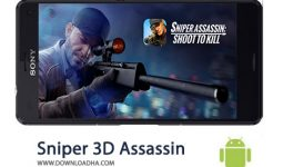 کاور-Sniper-3D-Assassin