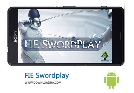 کاور-FIE-Swordplay