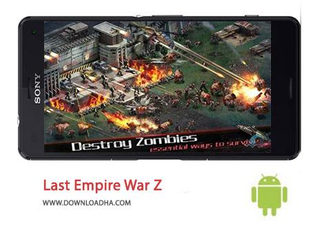کاور-Last-Empire-War-Z