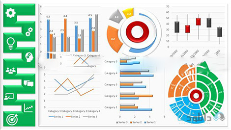 کاور-Microsoft-Excel-Excel-Data-Analysis-and-Data-Visualization
