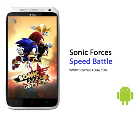 کاور-Sonic-Forces-Speed-Battle