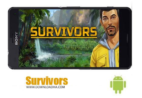 بازی-Survivors-اندروید