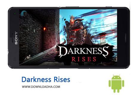 کاور-Darkness-Rises