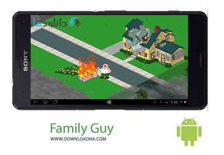 کاور-Family-Guy