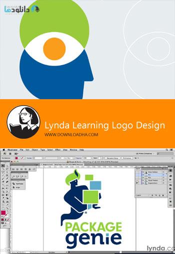 ویدیو-آموزشی-lynda-learning-logo-design