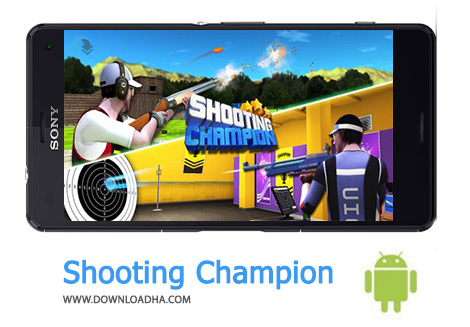 کاور-Shooting-Champion