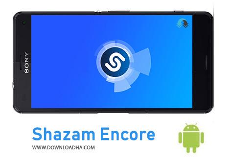 کاور-Shazam-Encore
