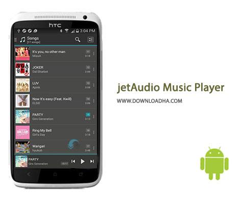 کاور-jetAudio-Music-Player