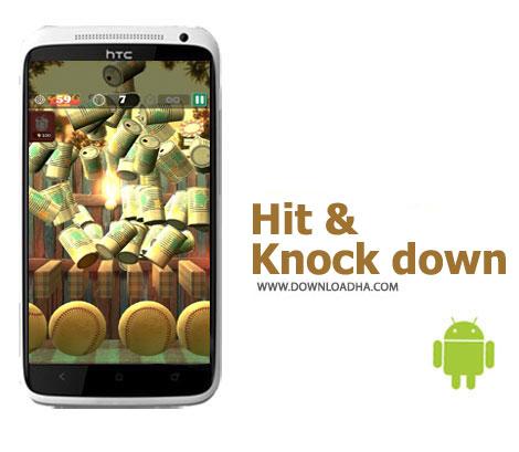 کاور-بازی-hit-knock-down