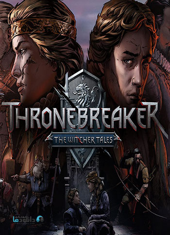 دانلود-بازی-Thronebreaker-The-Witcher-Tales