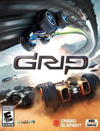 دانلود-بازی-GRIP-Combat-Racing