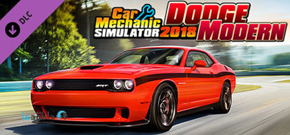 دانلود-بازی-Car-Mechanic-Simulator-2018-Dodge-Modern