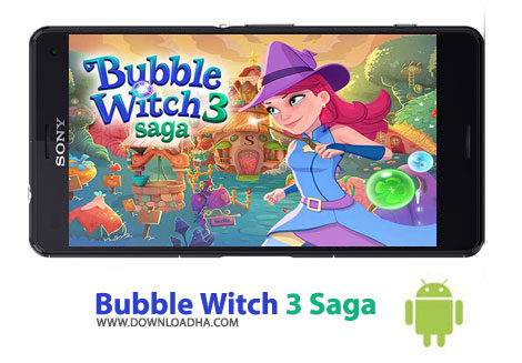 کاور-بازی-bubble-witch-3-saga