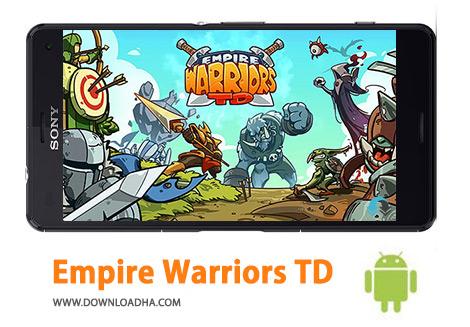 کاور-Empire-Warriors-TD