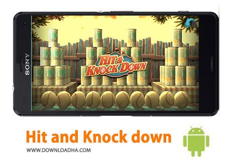 کاور-Hit-and-Knock-down