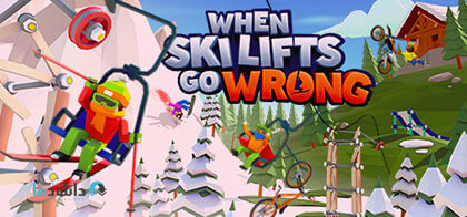 دانلود-بازی-When-Ski-Lifts-Go-Wrong