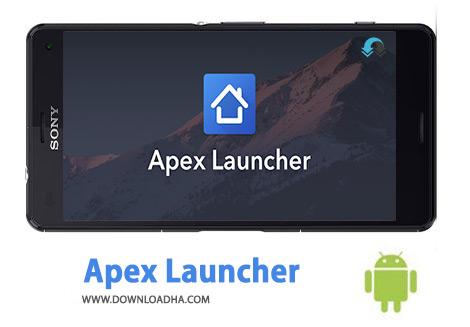 کاور-Apex-Launcher