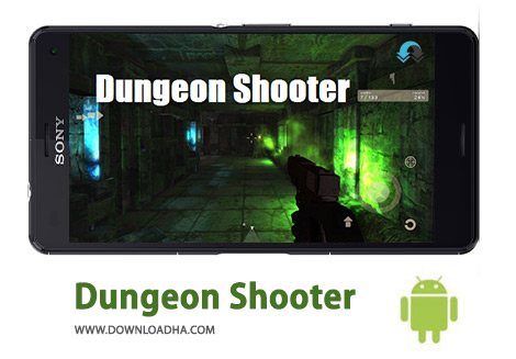 کاور-Dungeon-Shooter