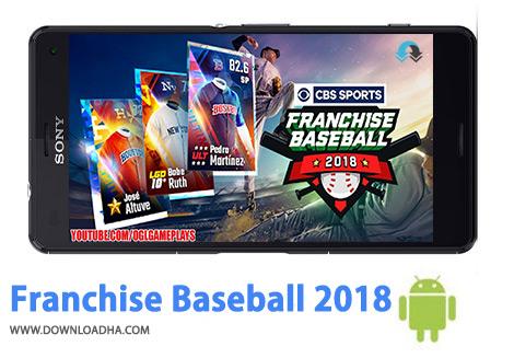 کاور-Franchise-Baseball-2018