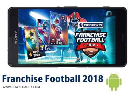 کاور-Franchise-Football-2018