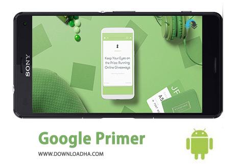 کاور-Google-Primer
