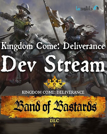 دانلود-بازی-Kingdom-Come-Deliverance-Band-of-Bastards