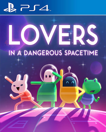 دانلود-بازی-Lovers-in-a-Dangerous-Spacetime