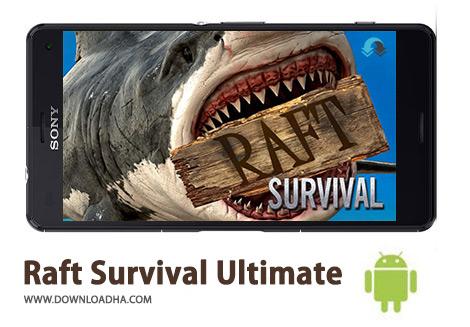 کاور-Raft-Survival-Ultimate