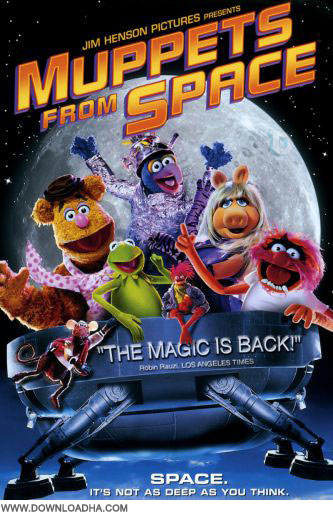 Muppets From Space 1999 دانلود فیلم کارتونی ماپت ها از فضا Muppets From Space 1999
