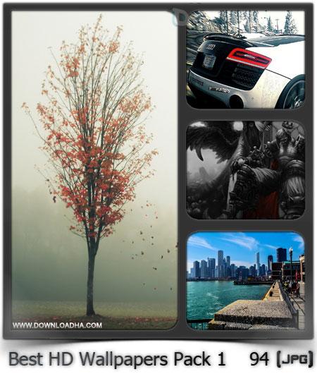 BestHDWallpapersPack1 مجموعه 94 والپیپر دیدنی برای دسکتاپ Best HD Wallpapers Pack 1