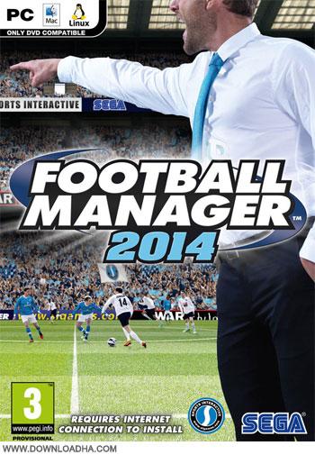 Football Manager 2014 دانلود بازی Football Manager 2014 برای PC