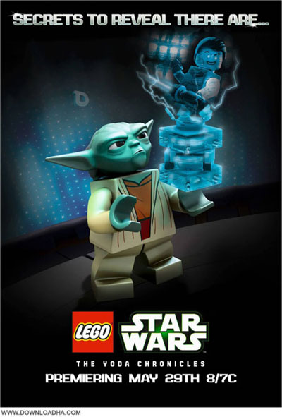 Star Wars  The Yoda Chronicles400 دانلود انیمیشن Star Wars: The Yoda Chronicles 2013