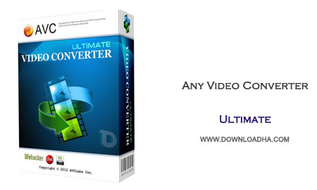 Any Video Converter Ultimate مبدل قدرتمند  Any Video Converter Ultimate v5.5.0