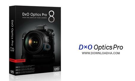 DxO Optics Pro افزایش حرفه ای کیفیت تصاویر دوربین با DxO Optics Pro 8.5.0 Build 437