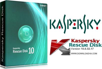 Kaspersky Rescue Disk 10.0.32.17 دیسک نجات Kaspersky Rescue Disk 10.0.32.17 Build 10.12.2013