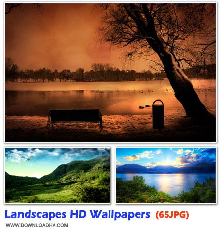 Landscapes HD Wallpapers  مجموعه ۶۵ والپیپر زیبا با موضوع طبیعت Landscapes HD Wallpapers