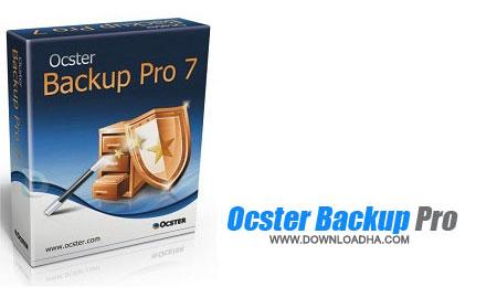 پشتیبان گیری فایل ها در رایانه با Ocster Backup Pro 7.23