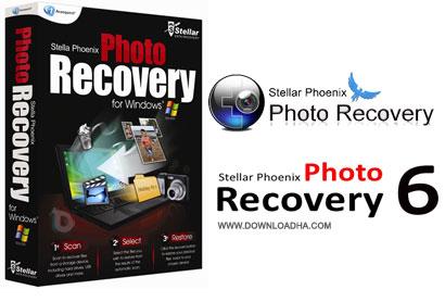 Stellar Phoenix Photo Recovery 6 نسخه قابل حمل Stellar Phoenix Photo Recovery 6.0.0.0 Portable