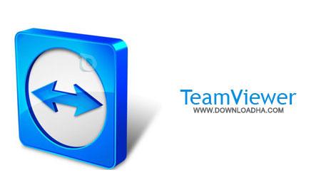 اتصال به کامپیوترها از راه اینترنت TeamViewer 12.1 +پرتابل