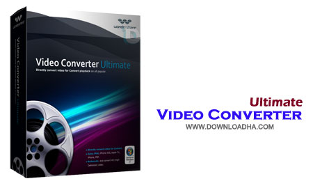 Wondershare Video Converter  قدرتمندترین مبدل Wondershare Video Converter Ultimate 6.7.0.10