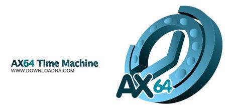 AX64 Time Machine گرفتن پشتیبان از وضعیت کامپیوتر با AX64 Time Machine 1.2.0.1117