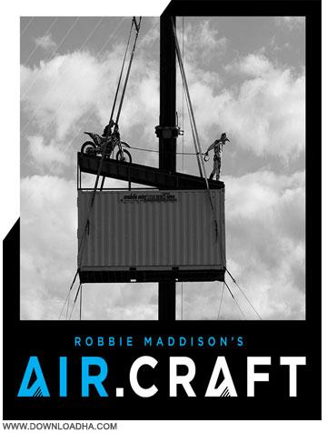 AirCraft دانلود کلیپ حرکت نمایشی موتورکراس Robbie Maddison Air Craft