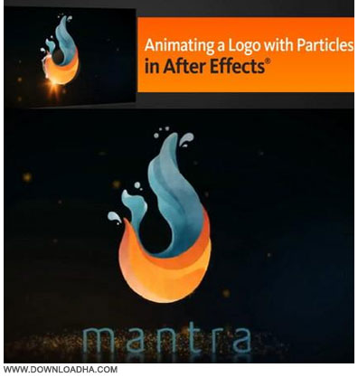 Animating a Logo آموزش متحرک سازی لوگو با افتر افکت Animating a Logo with Particles in After Effects