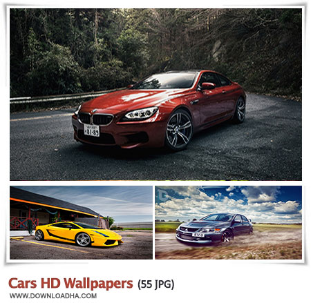 Cars HD Wallpapers S11 مجموعه ۵۵ والپیپر زیبا با موضوع خودرو Cars HD Walpapers